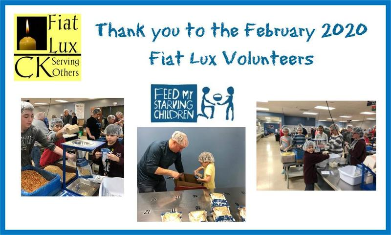 So Grateful for our Volunteers! Featured Photo