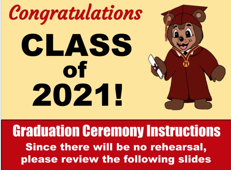 Live Stream of Graduation/Transmisión en vivo de la graduación Featured Photo