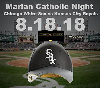 Marian Catholic Teams Up With the White Sox Featured Photo