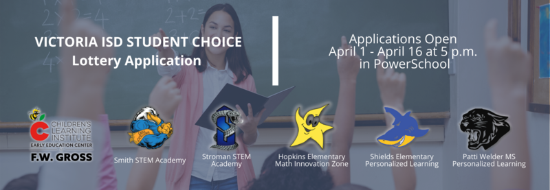 Victoria ISD Offering Student Choice Pathways Starting in Fall 2021 Thumbnail Image