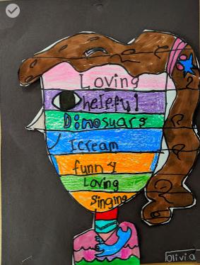 3rd Grade Star Artist