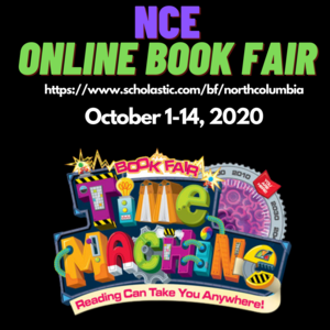 The Book Fair is now open!