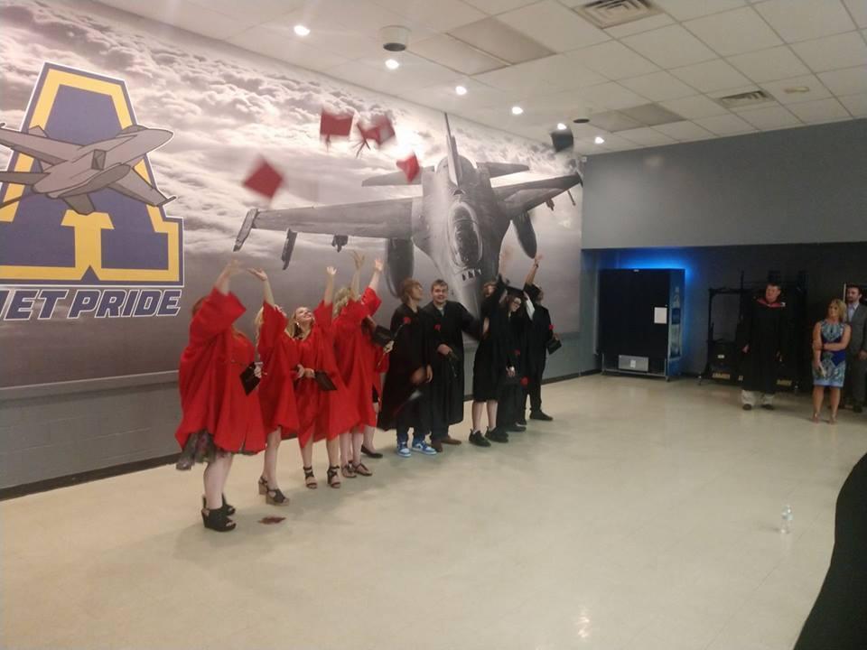 Niedermeier Graduates