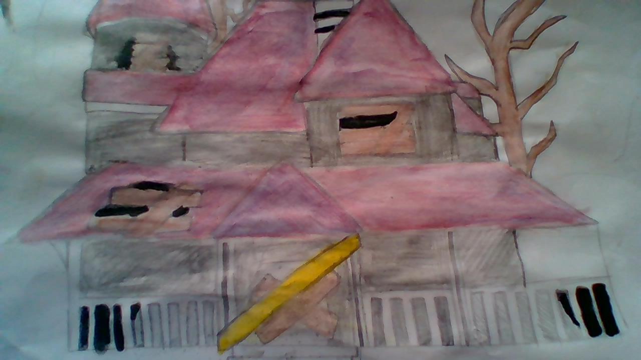 Aubrey's Haunted House
