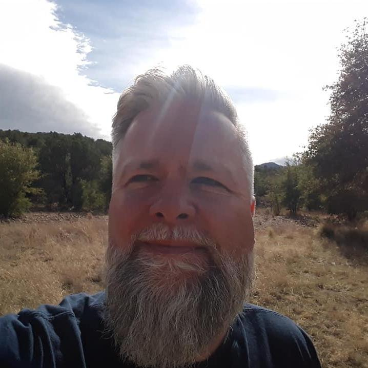 selfie of darin ford