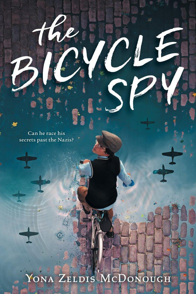 The Bicycle Spy by Yona McDonough