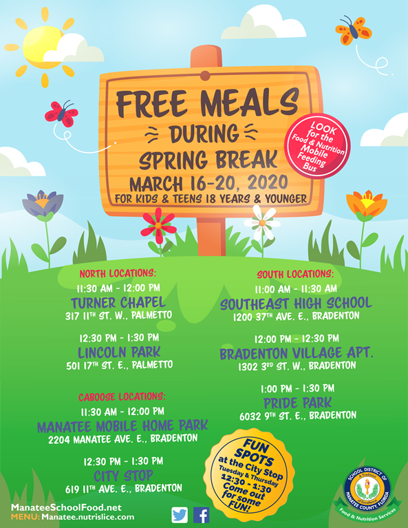 Free Food Resources