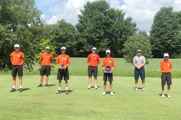 DeSales Golf Team
