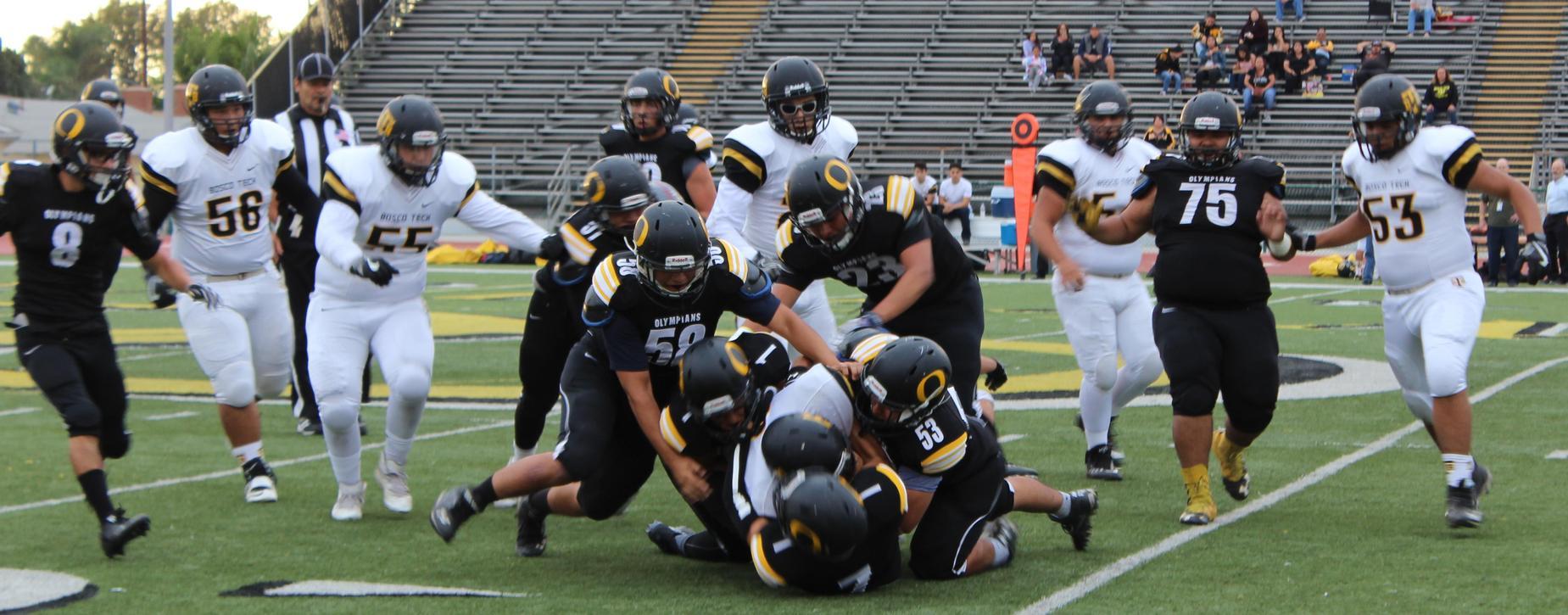 Bassett High School Football