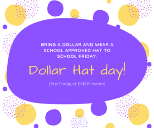 Dollar Hat Day