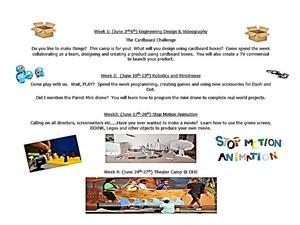U.S. Jones Summer Camps