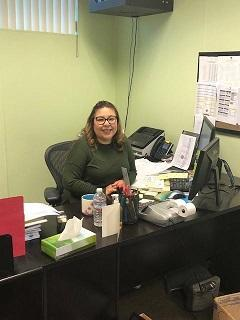 Accounting Specialist, Marlena Quintana