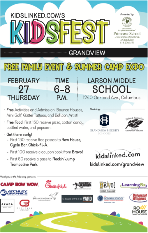 5th Annual Summer Enrichment & Camp Expo Thumbnail Image