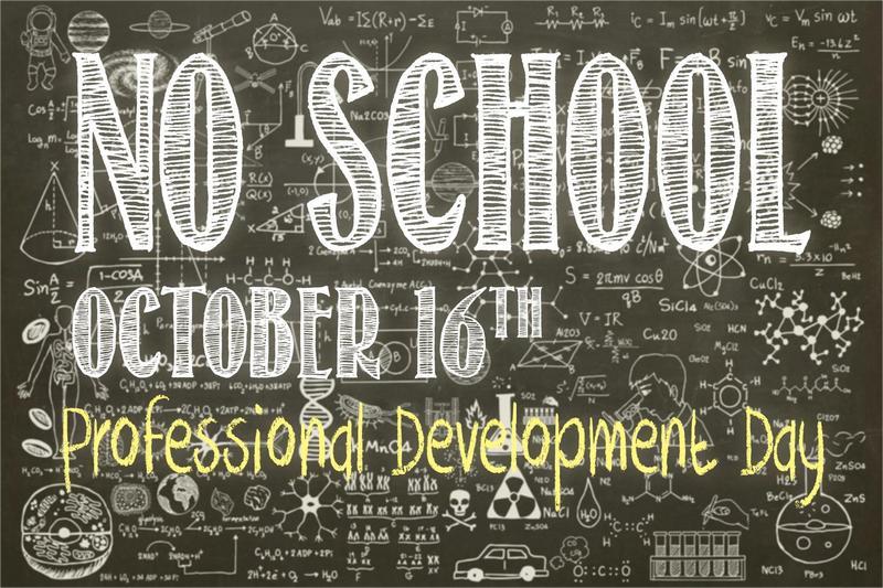 No school oct 16th