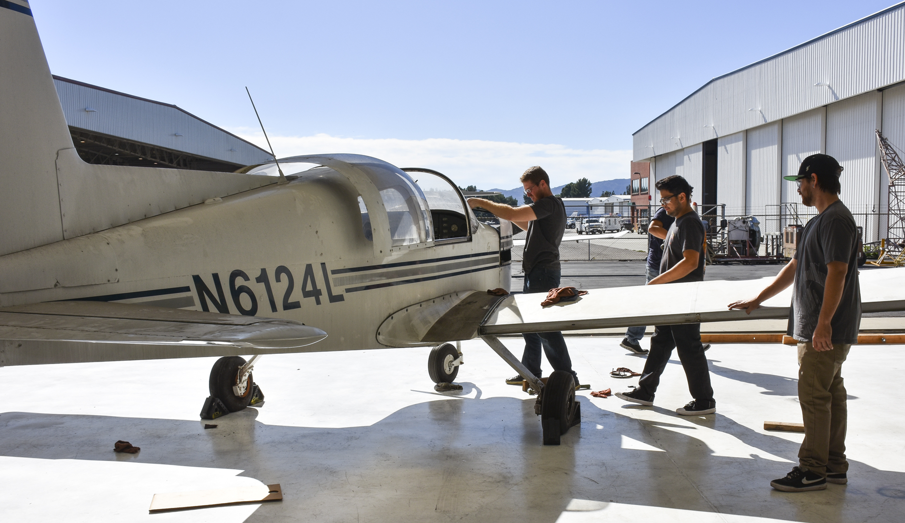 Airframe and Powerplant Technician   Career and Technical Education (CTE)