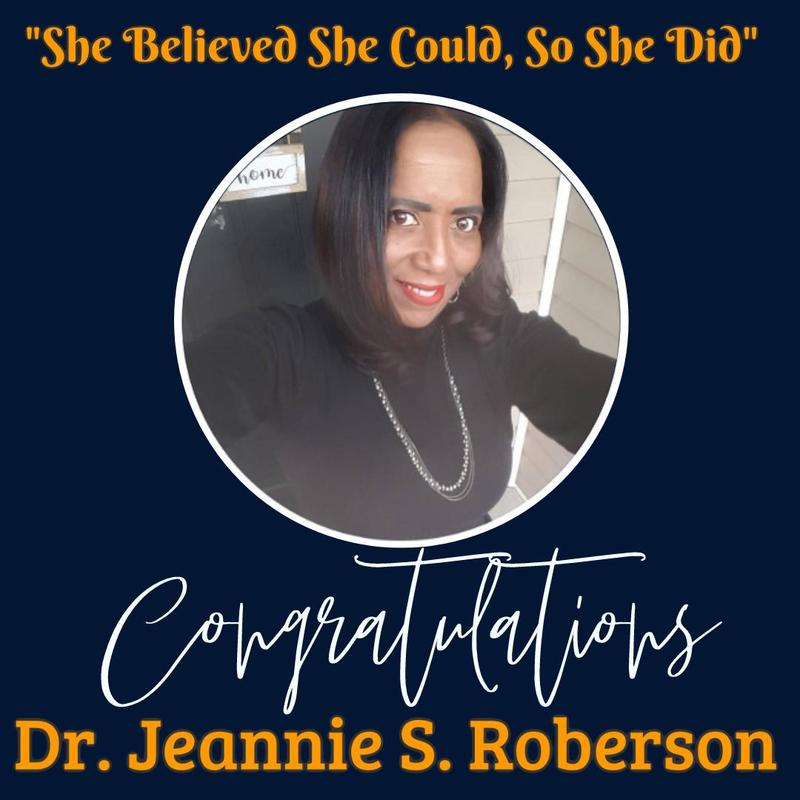 WMS Principal Earns Doctorate Degree Featured Photo