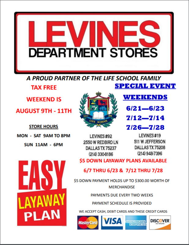 Levine's