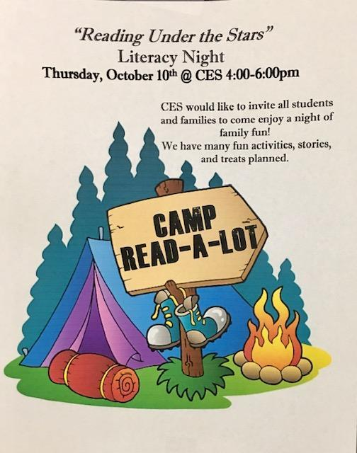 CES Literacy Night Featured Photo