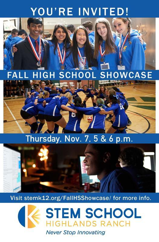 Fall High School Showcase