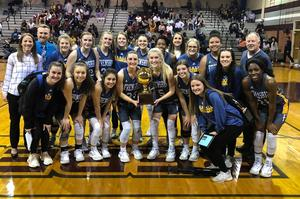 Girls Hoops District Champs