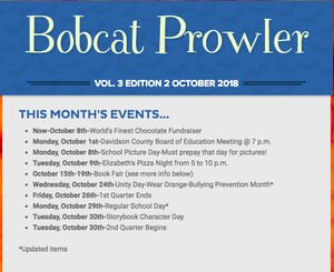 October Prowler