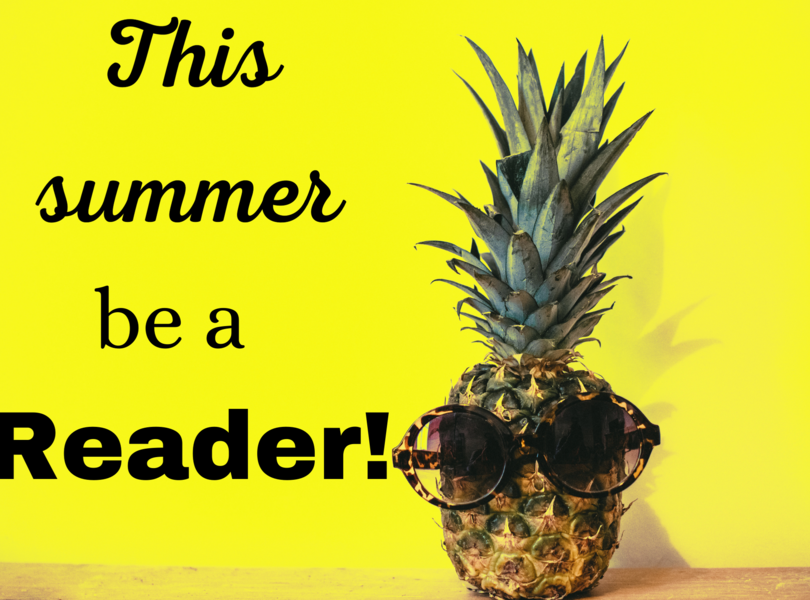 This Summer Be a Reader!