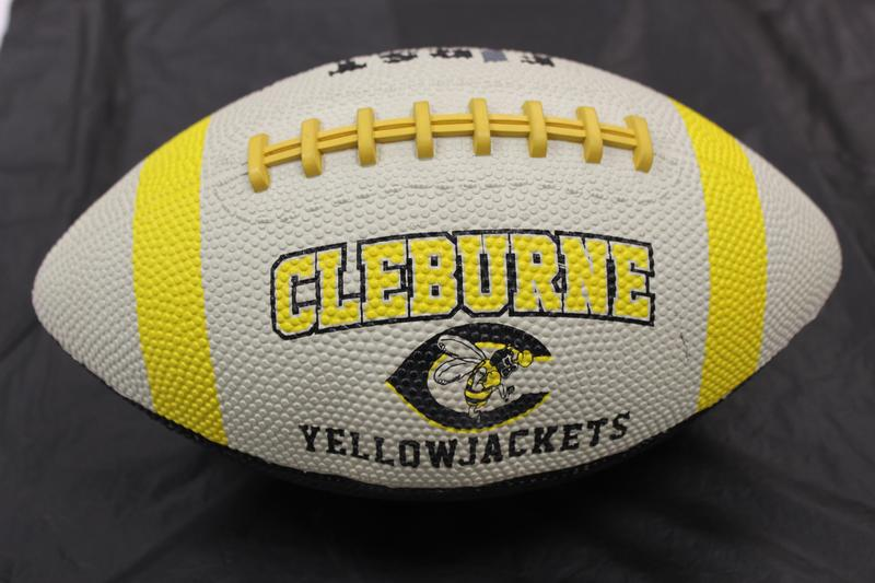 A Cleburne football
