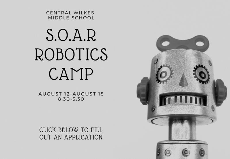 S.O.A.R Camp Registration Thumbnail Image