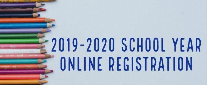 2019-2020 Returning Students Online Registration Featured Photo
