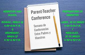 Parent Teacher Conf Information