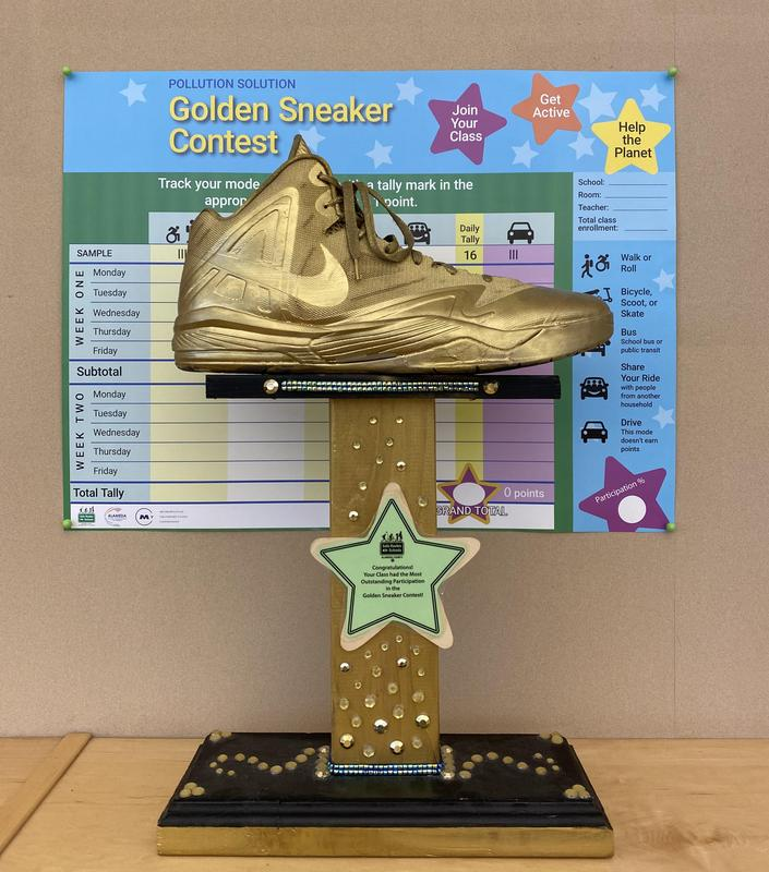 2020 Golden Sneaker Contest Featured Photo