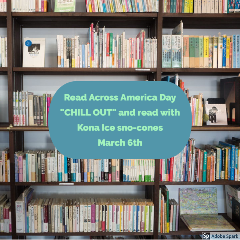 Read Across America Week March 2nd-6th Thumbnail Image
