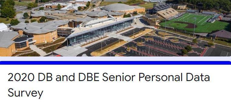 senior personal data survey