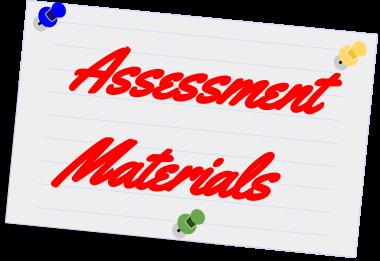 Assessment Materials