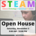 STEAM Open House