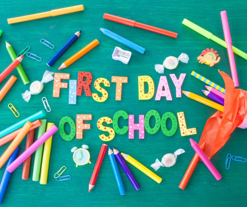 School starts Wednesday, Aug. 18 Thumbnail Image
