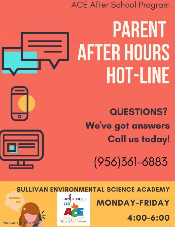 Sullivan Hotline