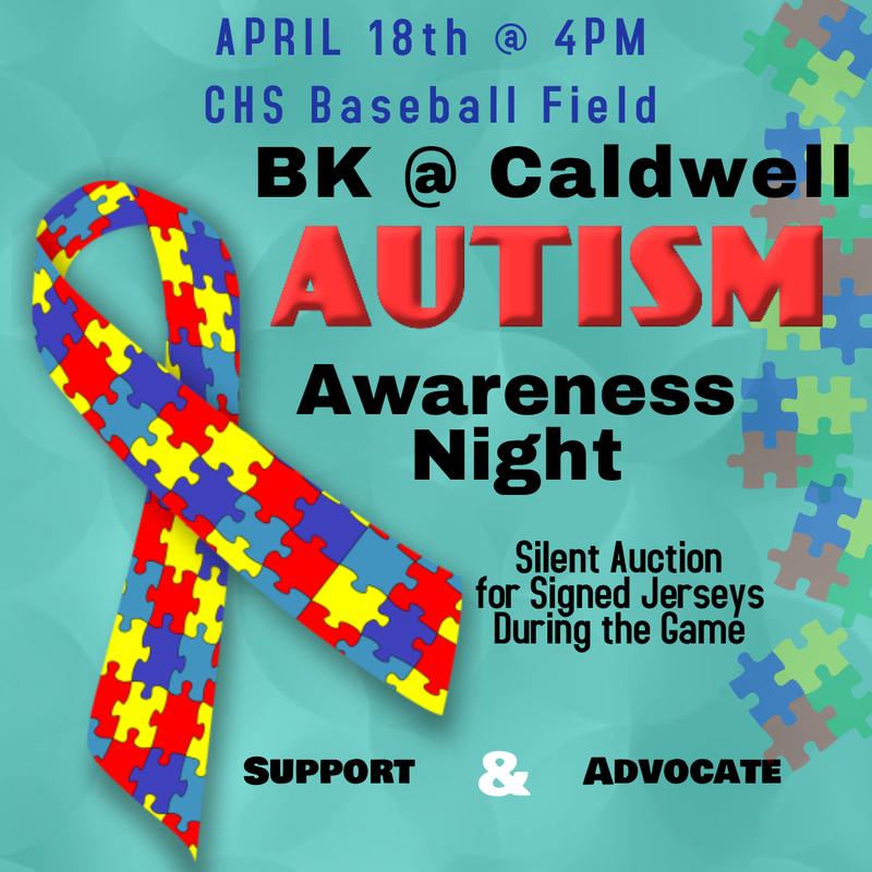 Autism Awareness Night 4 p.m. April 18 Thumbnail Image