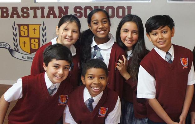 St. Sebastian Dual Language Immersion Catholic School Featured Photo
