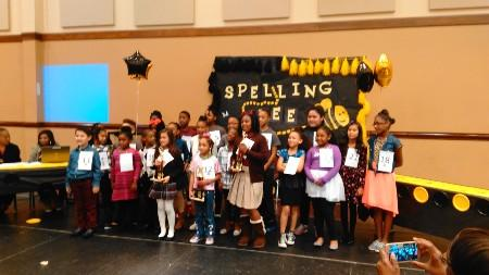 Spelling Bee Stars