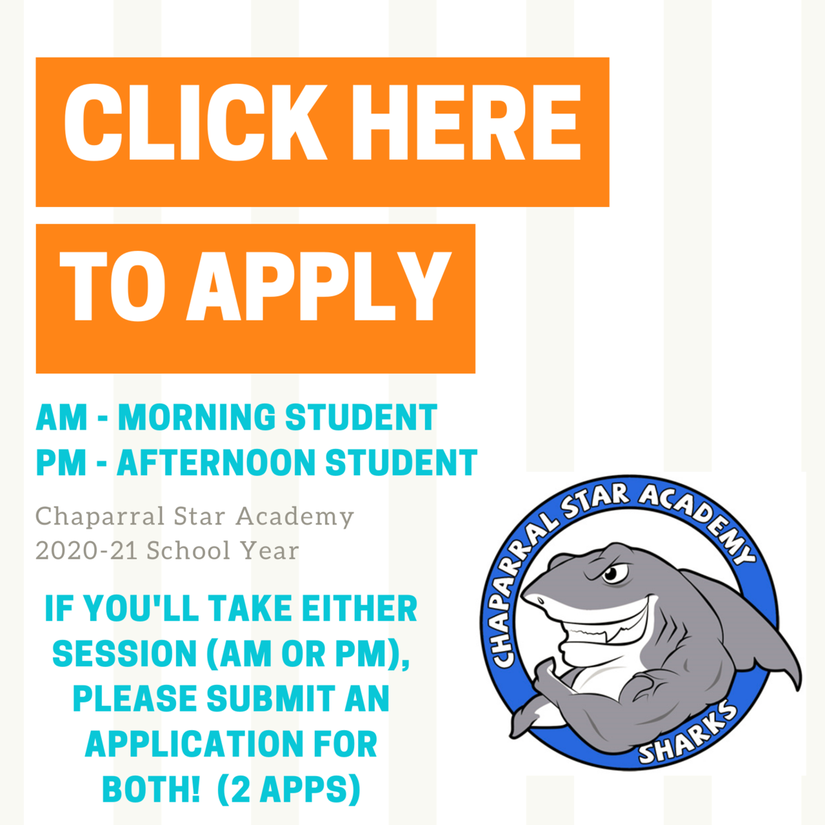 Apply here logo