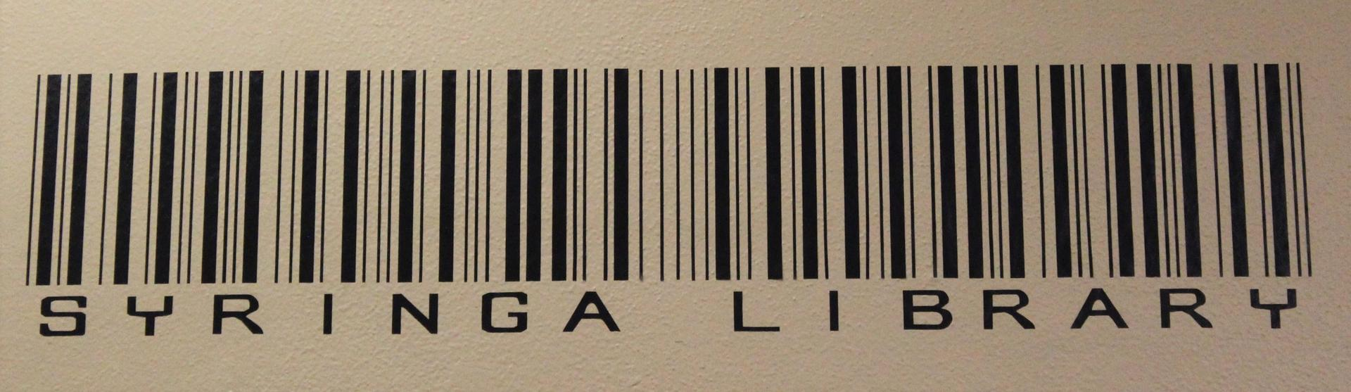 Library barcode