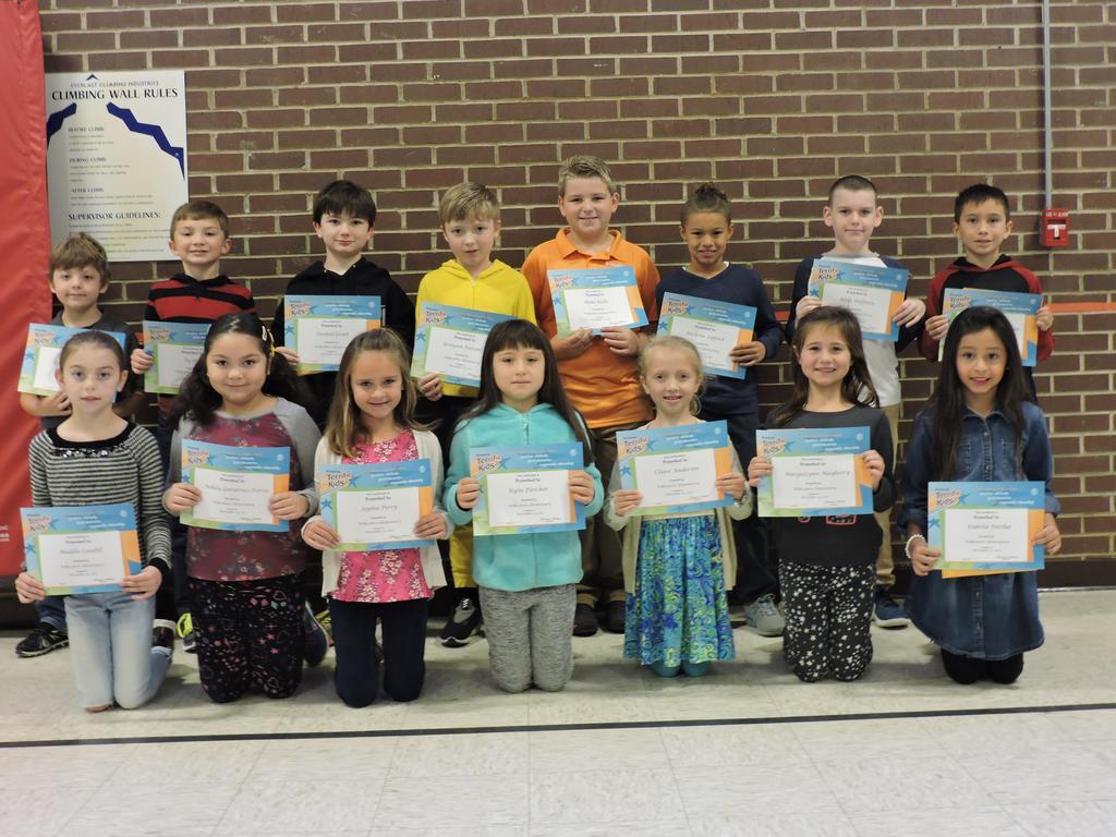 3rd Grade Terrific Kids