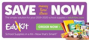 Edukit school supply kits
