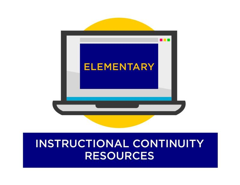 Elementary online logo
