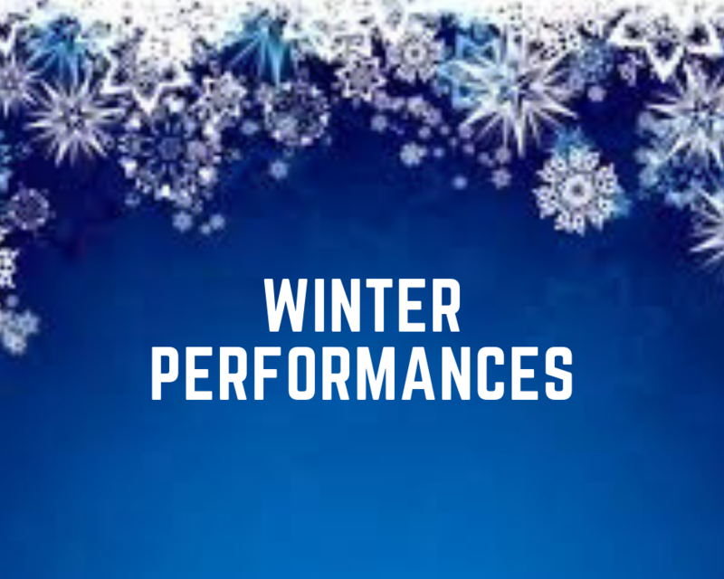 Winter Performances