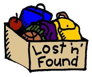 Check the Lost & Found Thumbnail Image