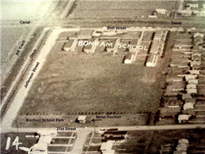 Bonham Campus in the 40s
