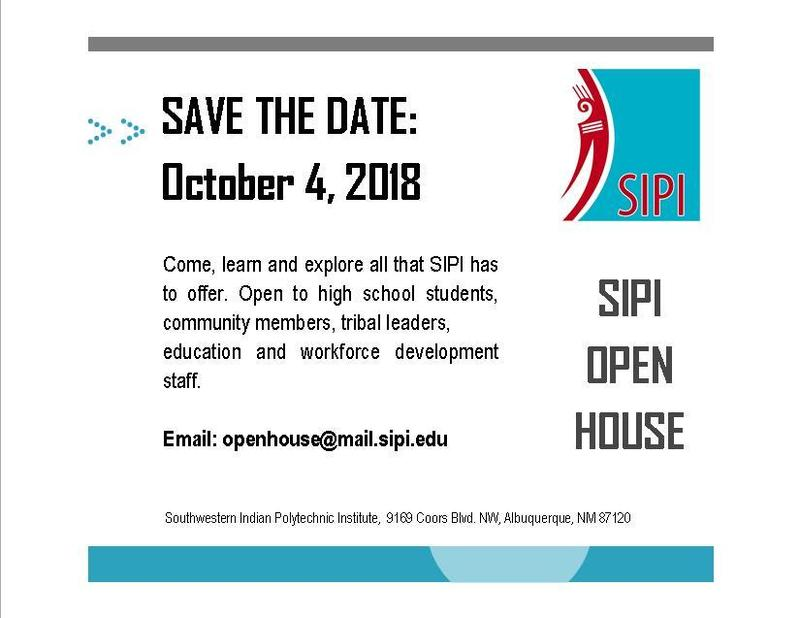 SIPI Open House October 4, 2018 Featured Photo