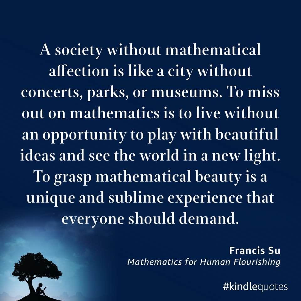 Quote About Mathematics